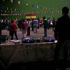 fiestas pueblo djs