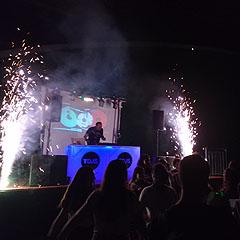 fiestas dj directo animación espectáculos